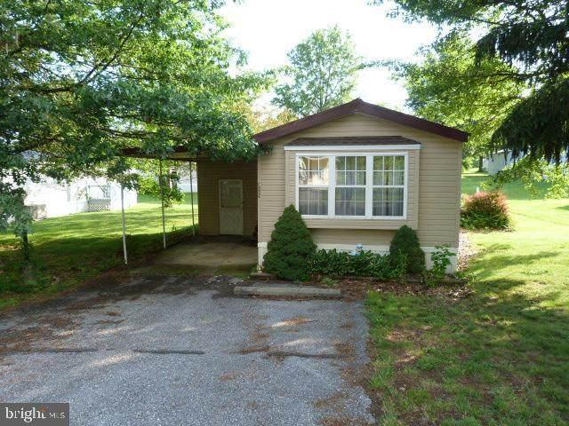 1589 Pin Oak Dr., CHAMBERSBURG, PA 17202 (#PAFL2000216) :: McClain-Williamson Realty, LLC.