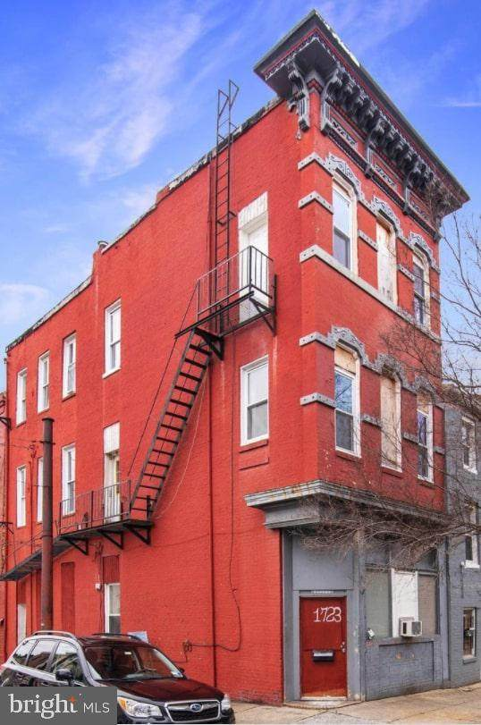 1723 E Lombard Street, BALTIMORE, MD 21231 (#MDBA2001234) :: CENTURY 21 Core Partners