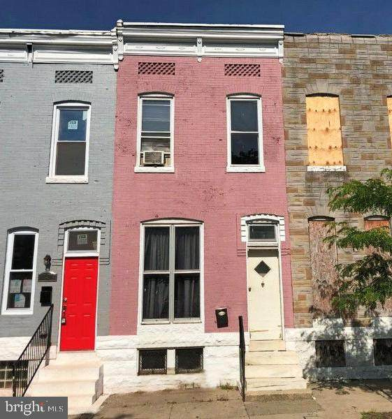 2432 Brentwood Avenue, BALTIMORE, MD 21218 (#MDBA2001274) :: The Gold Standard Group