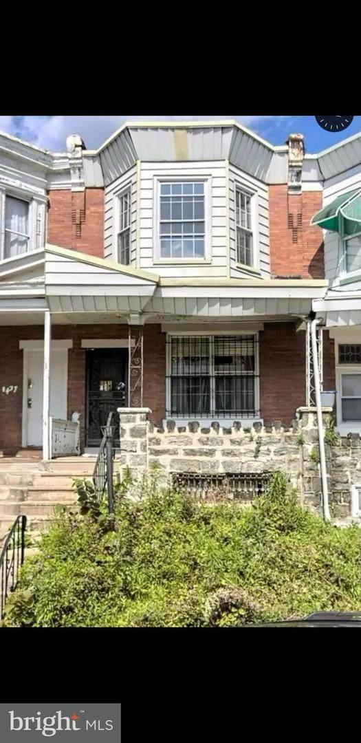 1435 N 55TH Street, PHILADELPHIA, PA 19131 (#PAPH2003210) :: Shamrock Realty Group, Inc