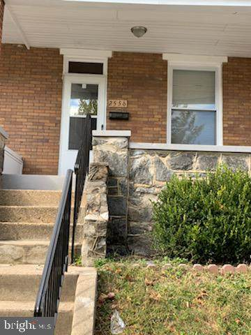 2556 Aisquith Street, BALTIMORE, MD 21218 (#MDBA2001459) :: Compass