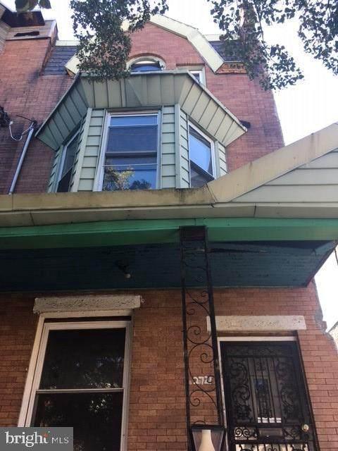 2721 N 29TH Street, PHILADELPHIA, PA 19132 (#PAPH2003310) :: Talbot Greenya Group