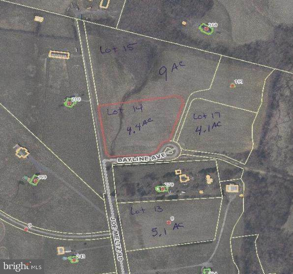 Lot 17 Bayline Avenue, WARWICK, MD 21912 (#MDCC2000198) :: ExecuHome Realty