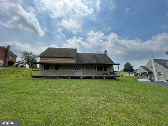91 W 2ND MOUNTAIN Road, POTTSVILLE, PA 17901 (#PASK2000166) :: Shamrock Realty Group, Inc