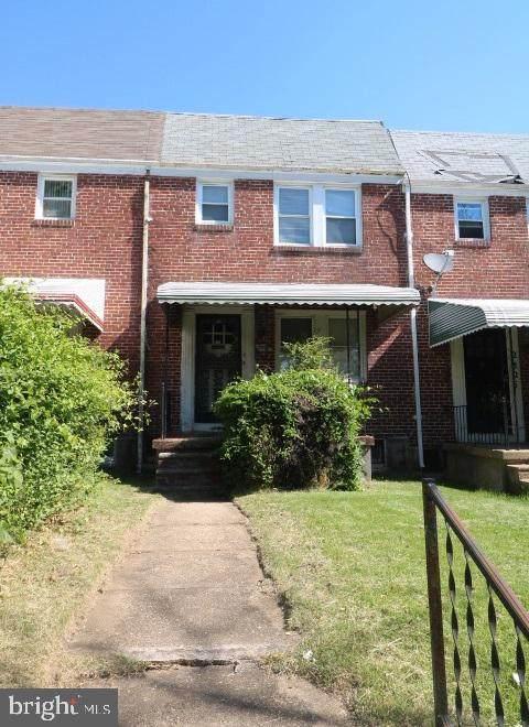 2828 W Garrison Avenue, BALTIMORE, MD 21215 (#MDBA2001610) :: Bic DeCaro & Associates