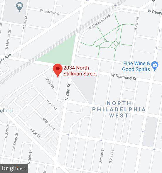 2034 N Stillman Street, PHILADELPHIA, PA 19121 (#PAPH2005130) :: Linda Dale Real Estate Experts