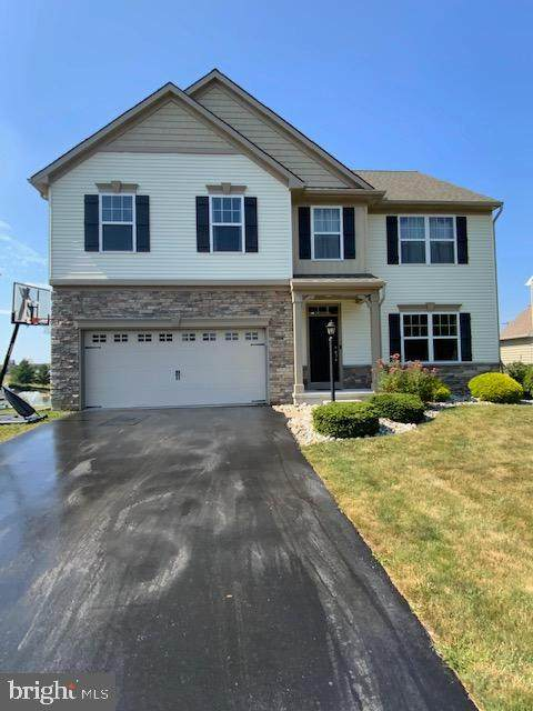 105 Lakeside Crossing, MOUNT JOY, PA 17552 (#PALA2001080) :: Realty ONE Group Unlimited