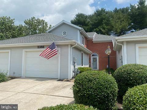 5386 Fairway Drive W, FAYETTEVILLE, PA 17222 (#PAFL2000604) :: Corner House Realty