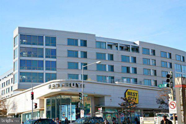 4101 Albemarle Street NW #524, WASHINGTON, DC 20016 (#DCDC2003712) :: Shawn Little Team of Garceau Realty