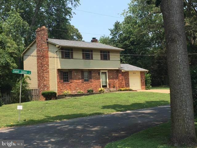 950 Saint Johns Drive, ANNAPOLIS, MD 21409 (#MDAA2002942) :: Eng Garcia Properties, LLC