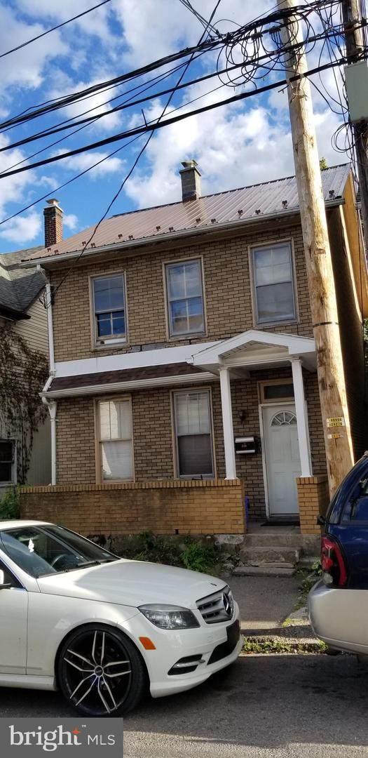 318 W Green Street, HAZLETON, PA 18201 (#PALU2000030) :: ExecuHome Realty