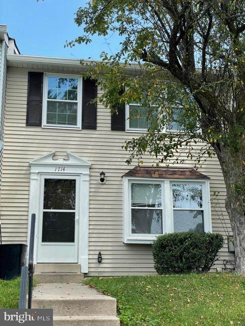 1714 Carriage Way, FREDERICK, MD 21702 (#MDFR2002264) :: Charis Realty Group