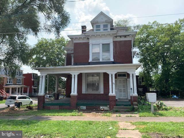28 N 19TH Street, HARRISBURG, PA 17103 (#PADA2001308) :: The Paul Hayes Group | eXp Realty