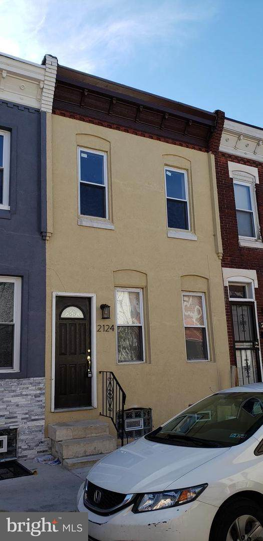2124 Pierce Street, PHILADELPHIA, PA 19145 (#PAPH2011298) :: Sunrise Home Sales Team of Mackintosh Inc Realtors