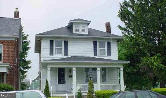 186 N Walnut Street, SPRING GROVE, PA 17362 (#PAYK2002472) :: TeamPete Realty Services, Inc