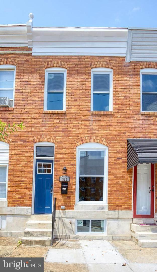 312 S Lehigh Street, BALTIMORE, MD 21224 (#MDBA2004858) :: Peter Knapp Realty Group