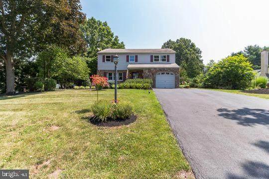 1161 Hunter Hill Drive, LANSDALE, PA 19446 (#PAMC2004672) :: Sunrise Home Sales Team of Mackintosh Inc Realtors