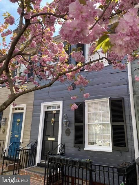 118 Wolfe Street, ALEXANDRIA, VA 22314 (#VAAX2001604) :: Talbot Greenya Group