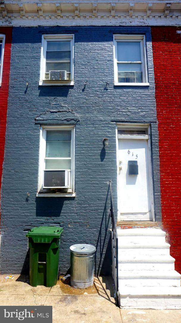 615 Archer Street, BALTIMORE, MD 21230 (#MDBA2005098) :: Talbot Greenya Group