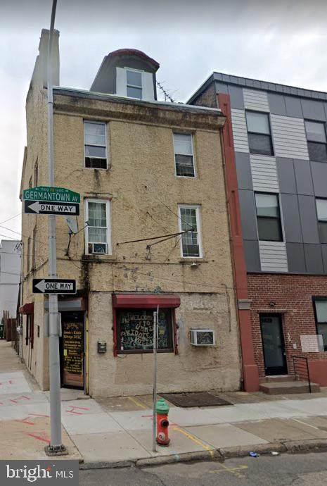 1441 Germantown Avenue, PHILADELPHIA, PA 19122 (#PAPH2012324) :: Keller Williams Realty - Matt Fetick Team