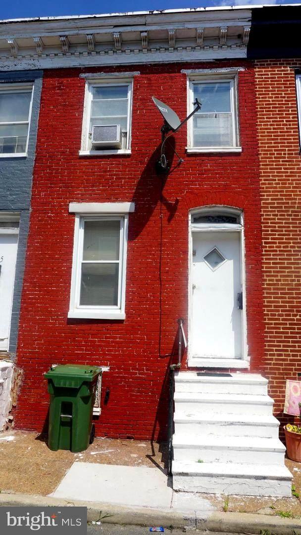 617 Archer Street, BALTIMORE, MD 21230 (#MDBA2005116) :: Talbot Greenya Group
