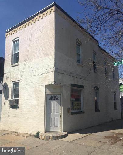 100 S Eaton Street, BALTIMORE, MD 21224 (#MDBA2005164) :: Lee Tessier Team