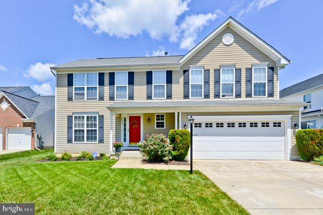 4833 Castlewood Court, WALDORF, MD 20602 (#MDCH2001564) :: ExecuHome Realty
