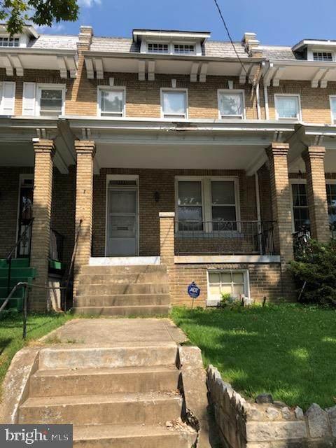 5513 4TH Street NW, WASHINGTON, DC 20011 (#DCDC2005602) :: Pearson Smith Realty