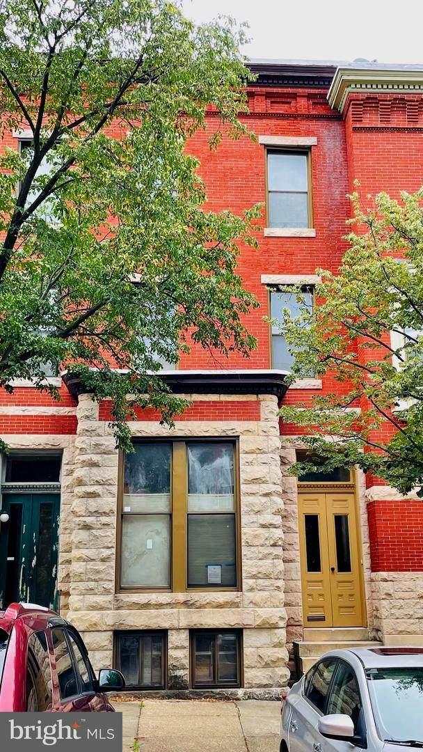 1731 Linden Avenue, BALTIMORE, MD 21217 (#MDBA2005334) :: Murray & Co. Real Estate