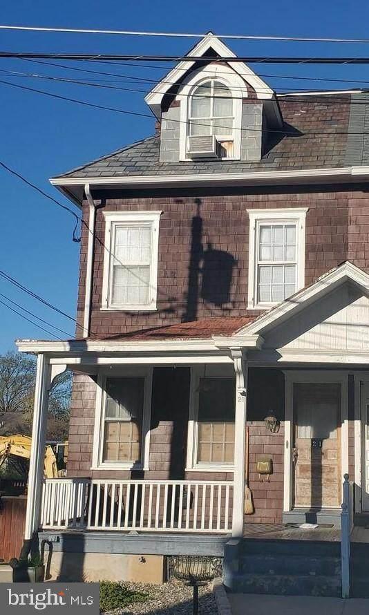 21 Humbert Street, PRINCETON, NJ 08542 (#NJME2002346) :: Linda Dale Real Estate Experts