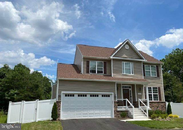 1215 Scattered Pines Court, SEVERN, MD 21144 (#MDAA2004438) :: ExecuHome Realty