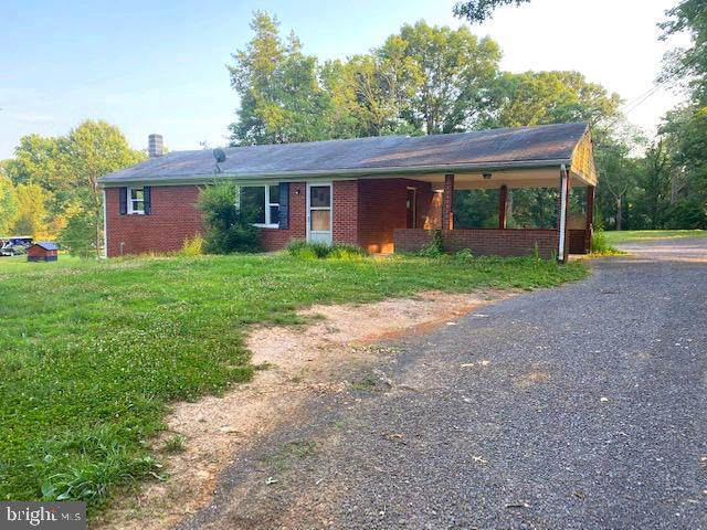14376 Woodland Church Road, CULPEPER, VA 22701 (#VACU2000496) :: AJ Team Realty