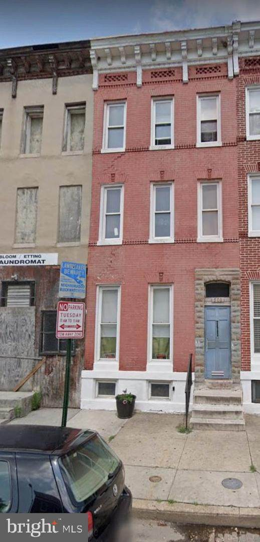 508 Bloom Street, BALTIMORE, MD 21217 (#MDBA2005566) :: The Putnam Group