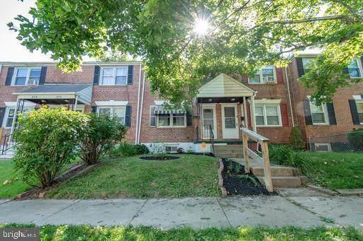 205 Birch Ave, WILMINGTON, DE 19805 (#DENC2003298) :: The Matt Lenza Real Estate Team
