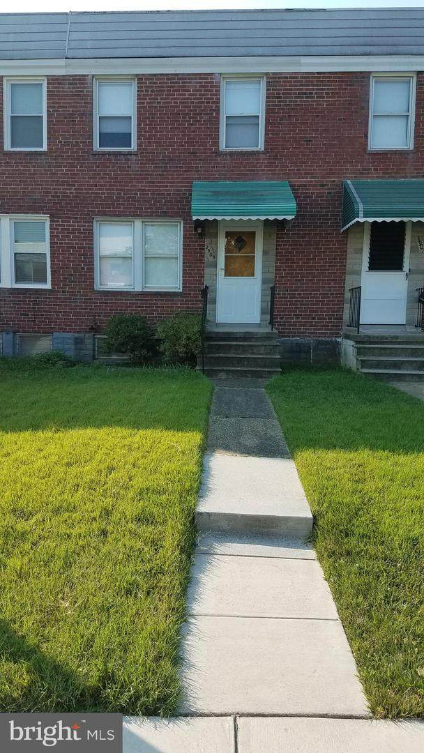 3909 Lyndale Avenue, BALTIMORE, MD 21213 (#MDBA2006000) :: Talbot Greenya Group