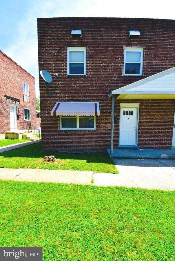 8607 Chestnut Oak Road #2, PARKVILLE, MD 21234 (#MDBC2005506) :: The Dailey Group