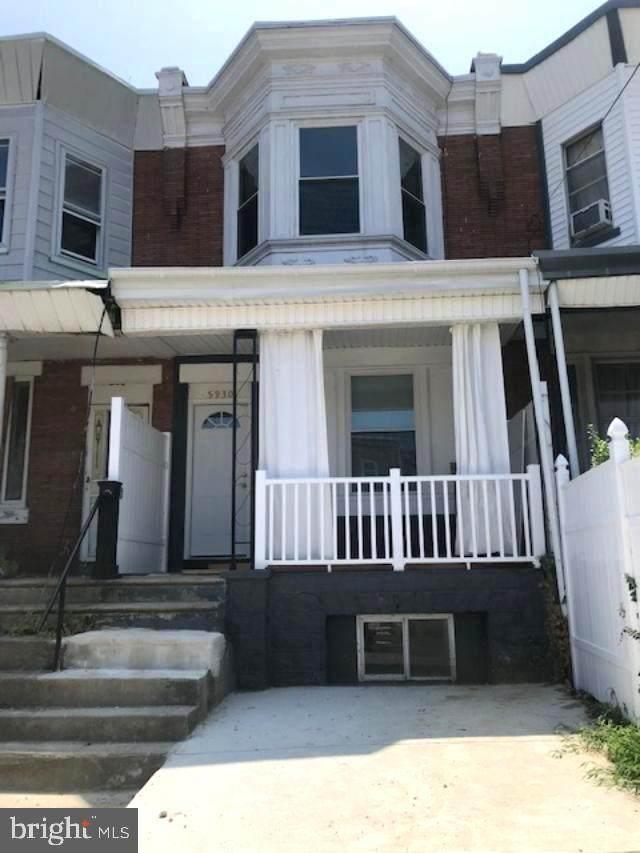 5930 Delancey Street, PHILADELPHIA, PA 19143 (#PAPH2014936) :: The Dailey Group
