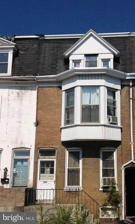 703 York Street, YORK, PA 17403 (#PAYK2003218) :: TeamPete Realty Services, Inc