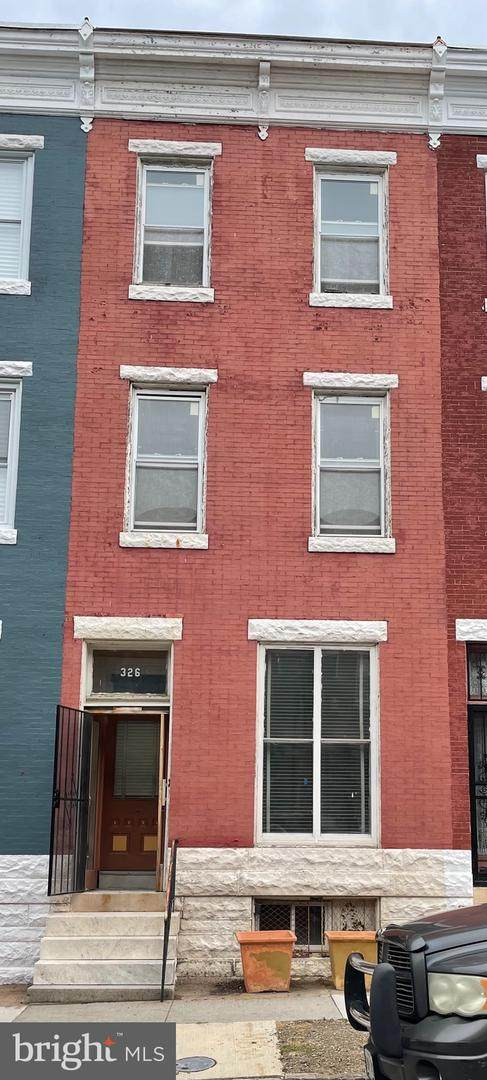 326 E 22ND Street, BALTIMORE, MD 21218 (#MDBA2006192) :: Teal Clise Group