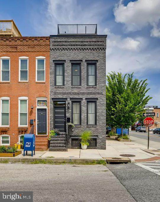 847 S Kenwood Avenue, BALTIMORE, MD 21224 (#MDBA2006202) :: Century 21 Dale Realty Co