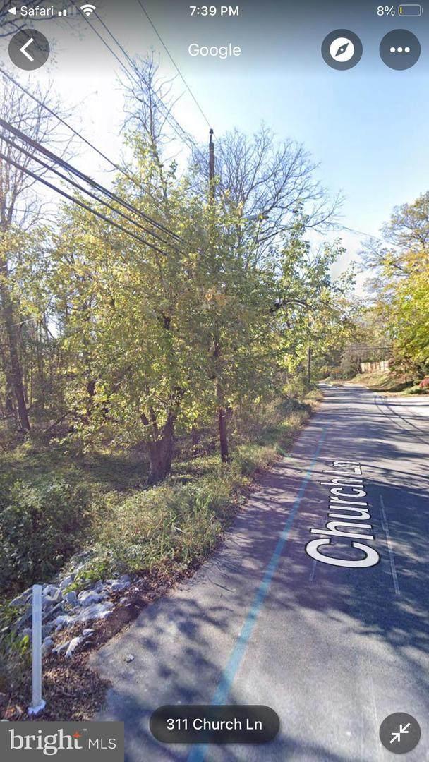 Church Lane, PIKESVILLE, MD 21208 (#MDBC2005722) :: Coleman & Associates