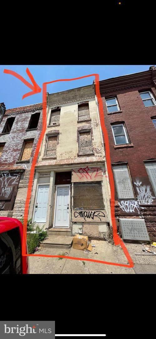 1643 W Huntingdon Street, PHILADELPHIA, PA 19132 (#PAPH2015442) :: BayShore Group of Northrop Realty