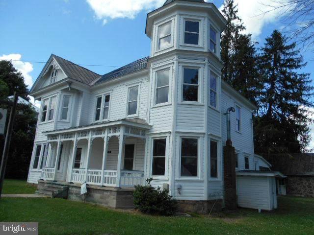 32 W Main St., MONTEREY, VA 24465 (#VAHL2000002) :: Eng Garcia Properties, LLC