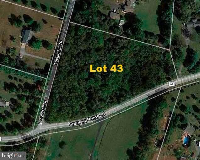 0 Locust Hill Drive, CHARLES TOWN, WV 25414 (#WVJF2000574) :: CENTURY 21 Core Partners