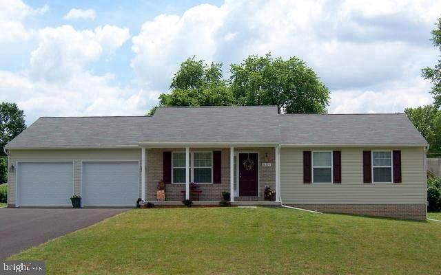 Coffman Avenue, HAGERSTOWN, MD 21740 (#MDWA2001186) :: Colgan Real Estate