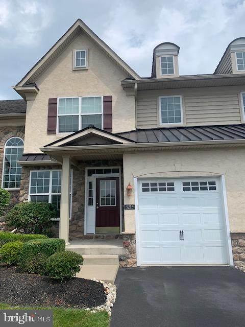 3215 Meadow View Circle, FURLONG, PA 18925 (#PABU2004432) :: Blackwell Real Estate