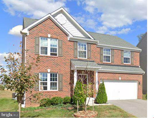 9419 Morning Dew Drive, HAGERSTOWN, MD 21740 (#MDWA2001218) :: ExecuHome Realty