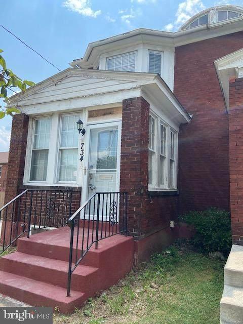 734 S 25TH Street, HARRISBURG, PA 17111 (#PADA2001890) :: Lee Tessier Team