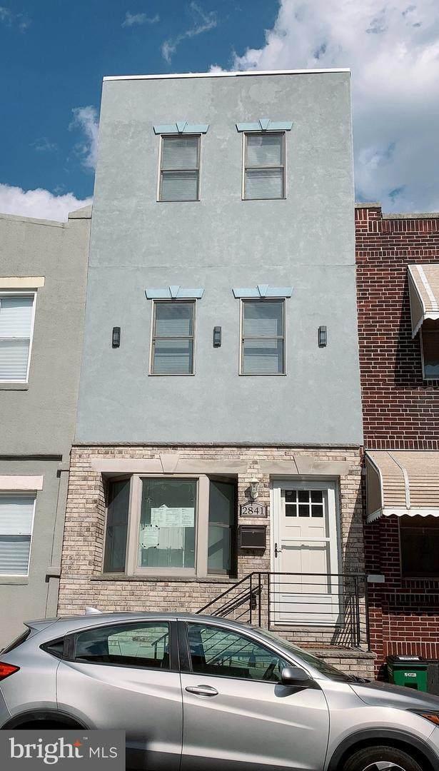 2841 S 12TH Street, PHILADELPHIA, PA 19148 (#PAPH2016266) :: Century 21 Dale Realty Co