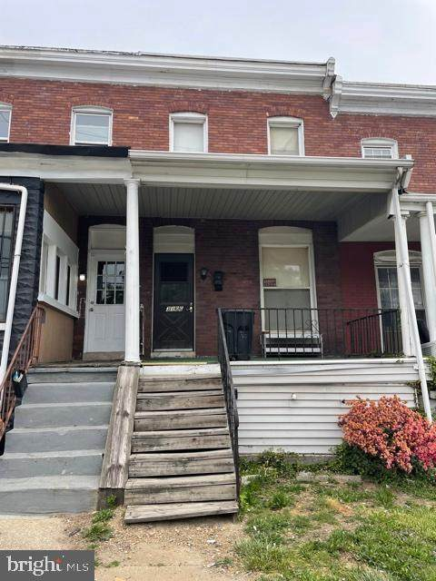 3166 Wilkens Avenue, BALTIMORE, MD 21223 (#MDBA2006728) :: Hergenrother Realty Group